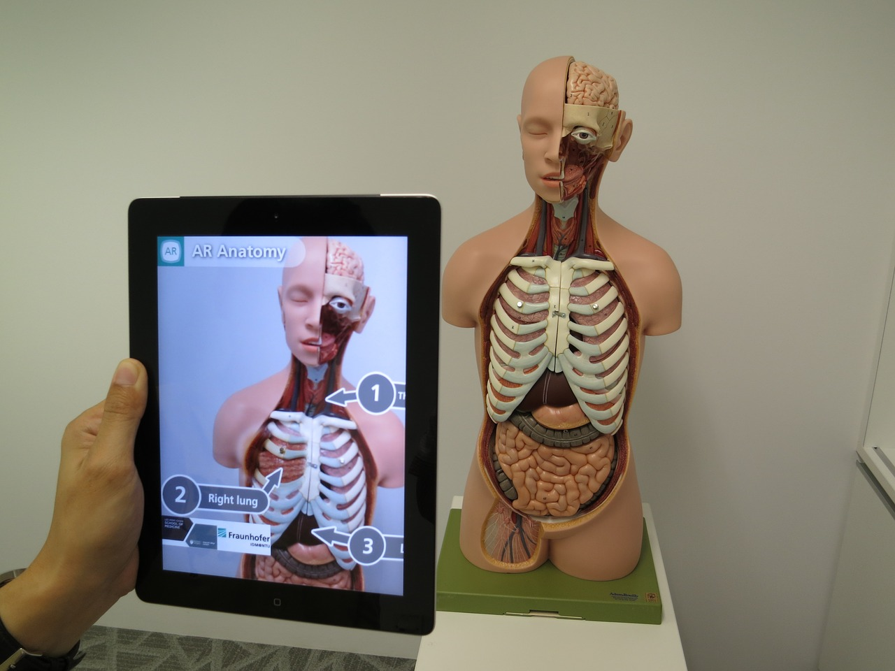 Healthcare Augmented Reality