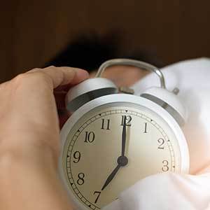 how to manage insomnia
